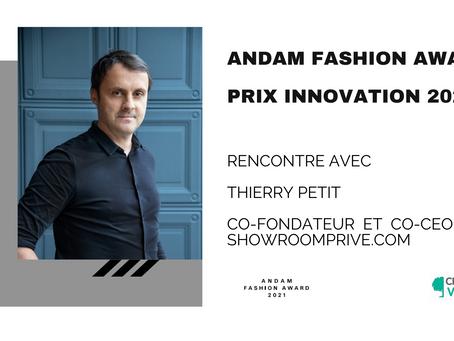 Rencontre avec Thierry Petit, Co-Fondateur et Co-CEO de Showroomprivé.com