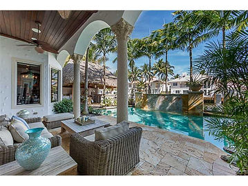 Florida Pool Patio