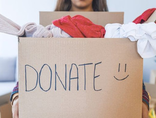 Household Items NOT to Donate