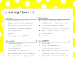 Why You Need To Use A Checklist Now!