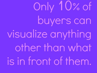 Only 10% of Buyers...