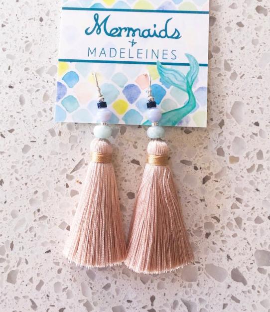 Mermaids + Madeleines
