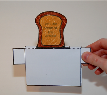 Bread of life toaster