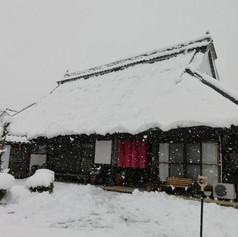 外観(冬)