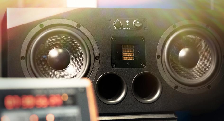 Studio89-Adam A77x Speakers