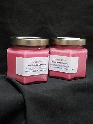 Strawberry/Kiwi Candle