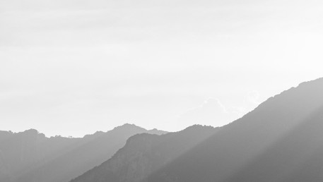 MOUNTAINS AND LIGHTS \ LECCO \ personal