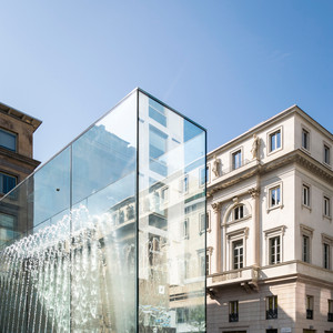APPLE STORE LIBERTY \ FOSTER+PARNERS \ MILANO