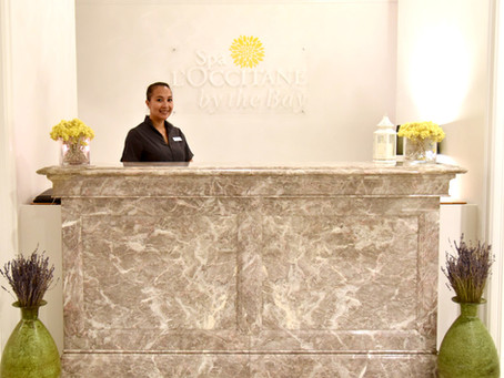 Introducing Spa L'Occitane by the Bay