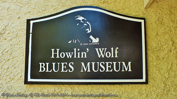 Howlin' Wolf Museum, West Point, MS