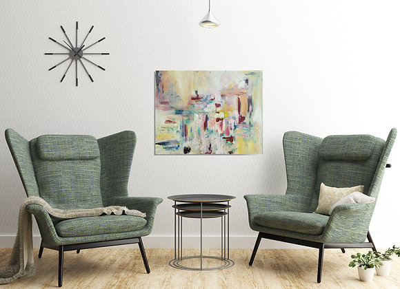 Fine Art Print Abstract Expression