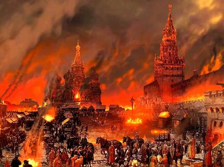 Пожары в Древней Руси: из-за чего возникали и как с ними боролись