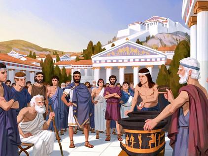 Вклад древних греков в мировую культуру: как греки изменили мир