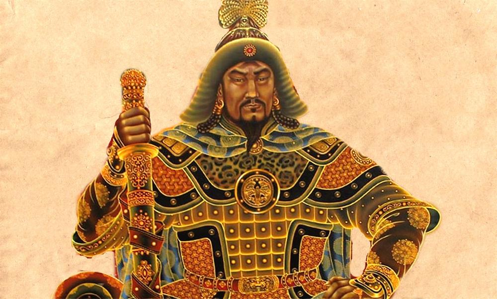 Хан Батый арт