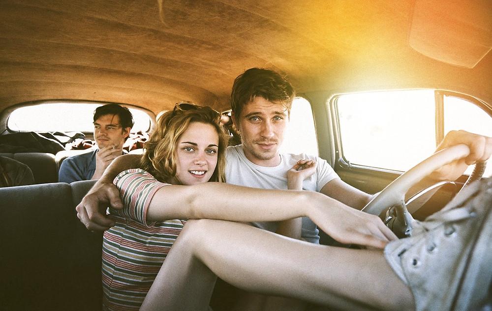 Кадр из фильма «На дороге», 2012