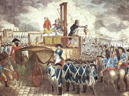 Причины и начало Французской революции: основное