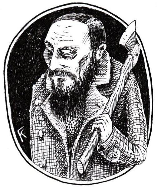 Достоевский - это Раскольников
