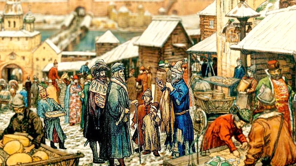 Русское царство в XVI веке