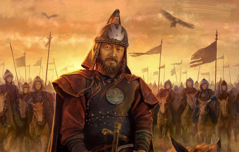 Чингисхан и его войско
