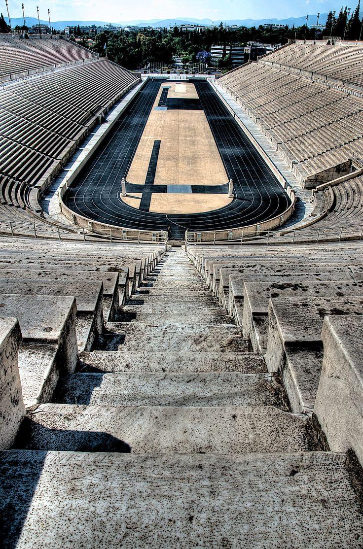 Древнегреческий стадион Панатинаикос