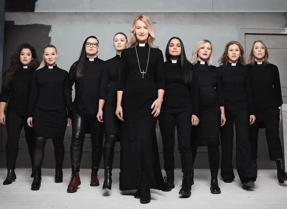 Женщины-священницы в Швеции