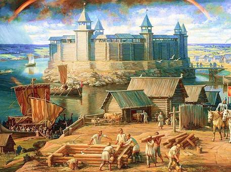 Становление и развитие Древнерусского государства: основные этапы