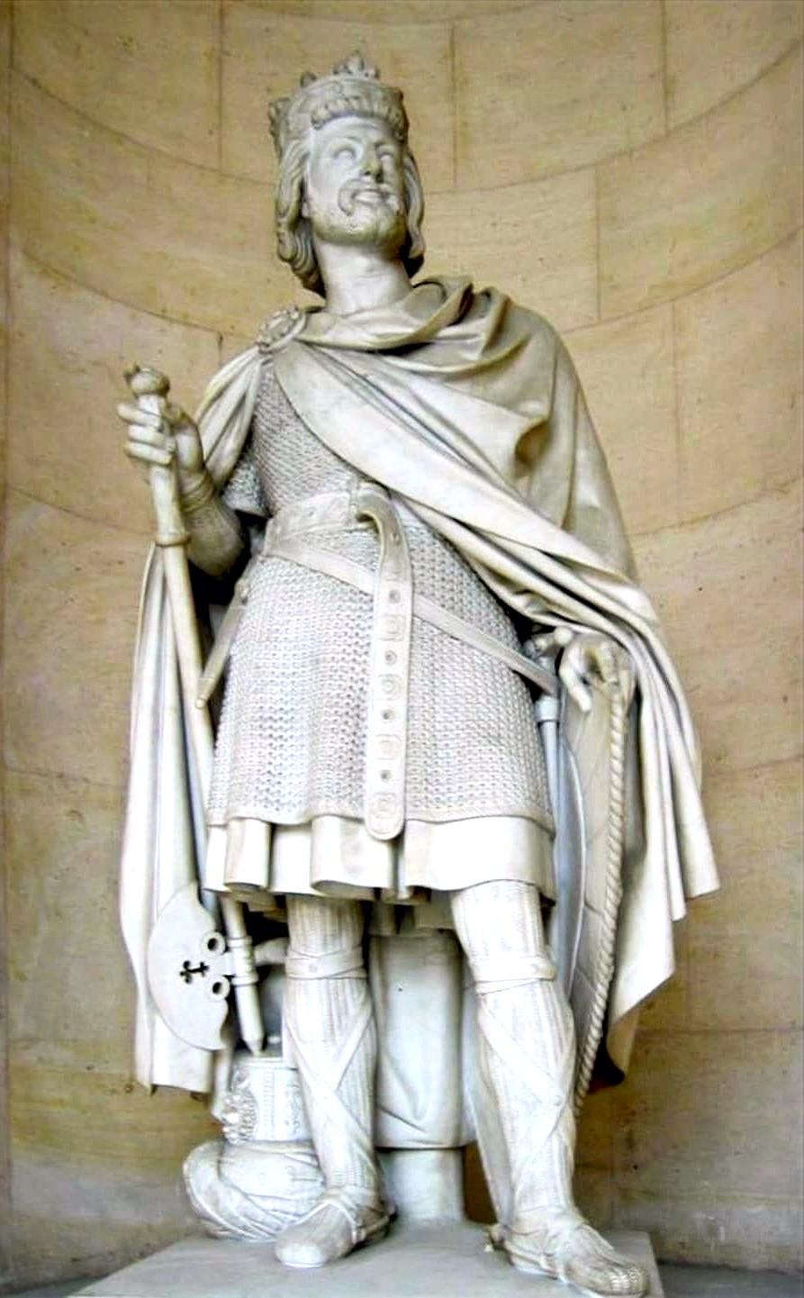 Памятник Карлу Мартеллу