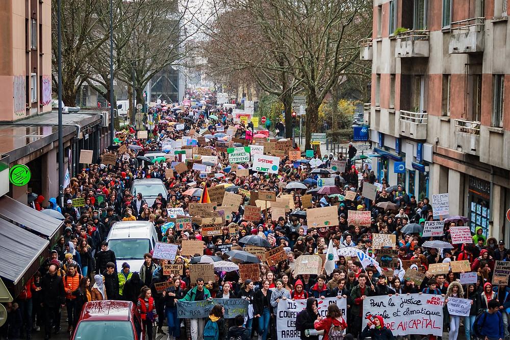 Митинг, акция протеста