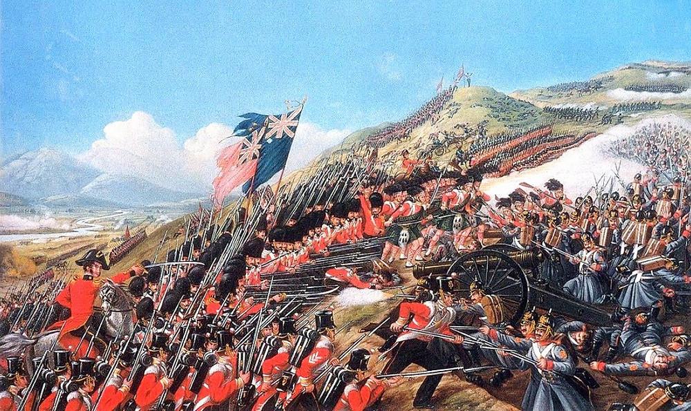 Крымская война, сражение