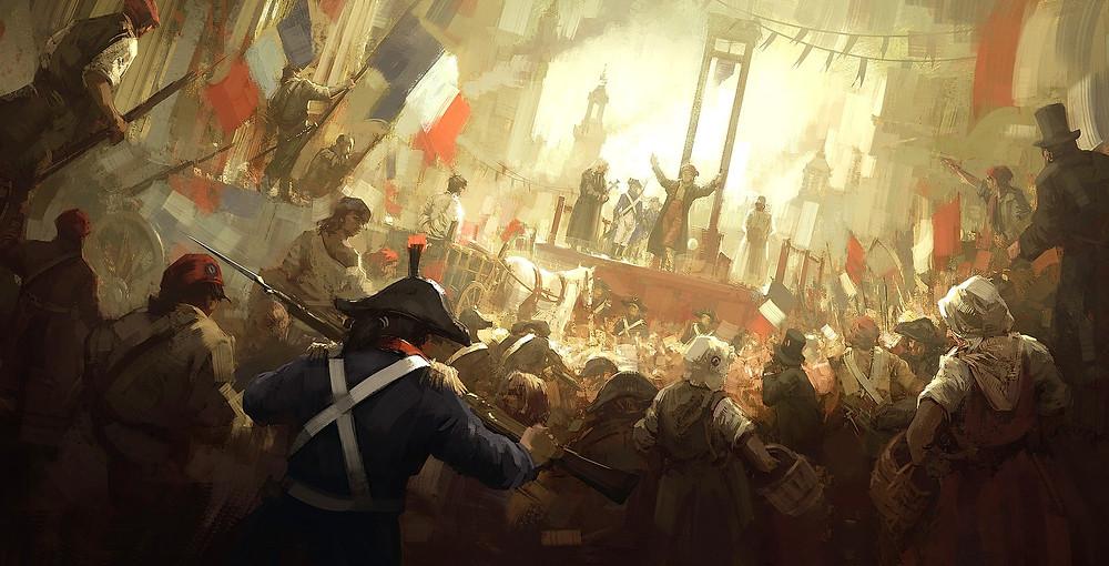 Французская революция, Reign of Terror / by Joakim Ericsson