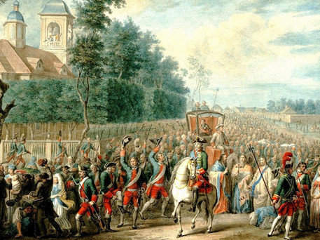 Эпоха дворцовых переворотов (1725 — 1762): кратко о причинах и основных событиях