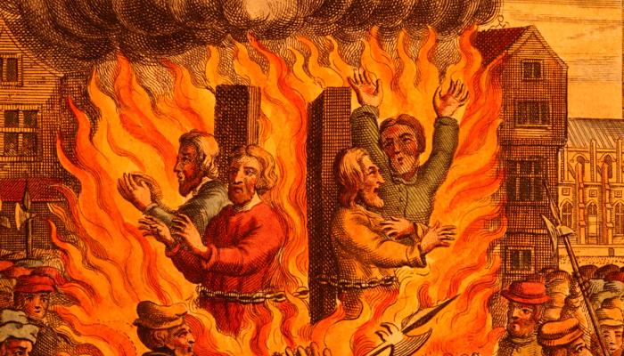 костёр инквизиции