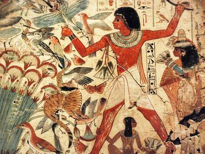 Искусство Древнего Египта: основное