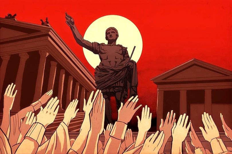 авторитарный правитель