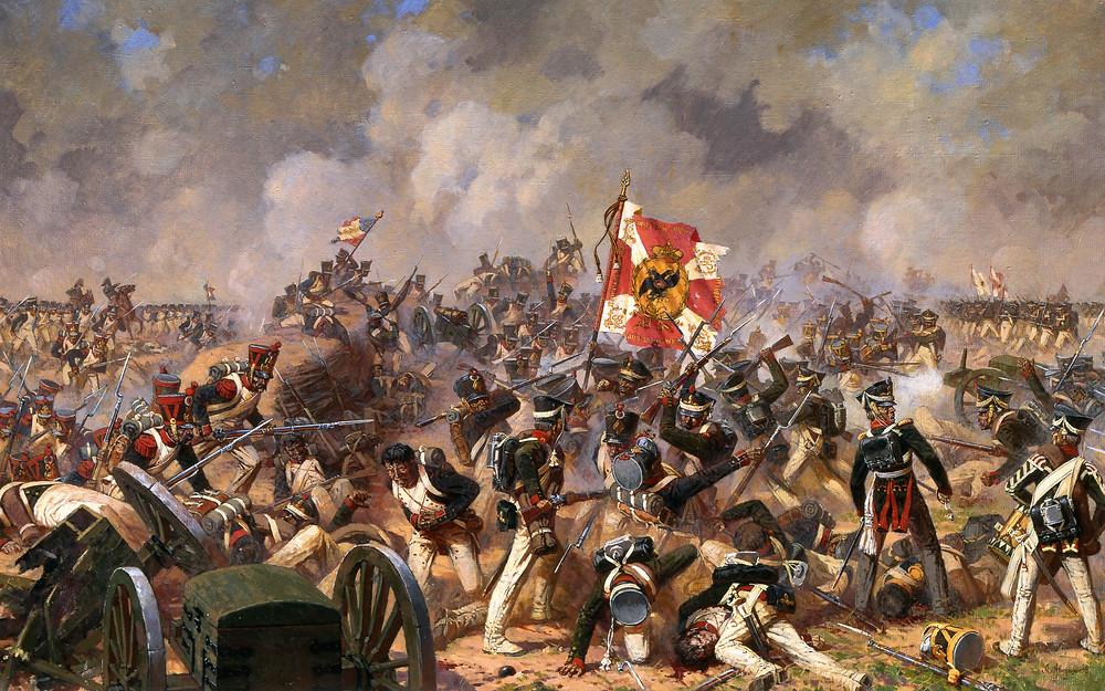 Бородинская битва 1812 год Отечественная война  Наполеоном