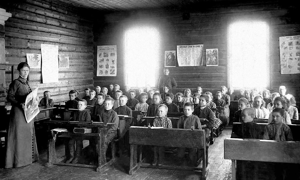 Земская школа в России