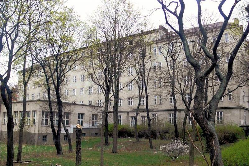 общежитие гитлера в Вене