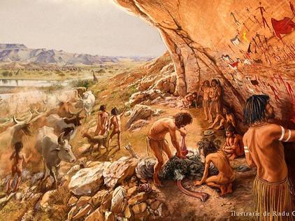 Стоянки древних людей: наиболее известные и самые крупные