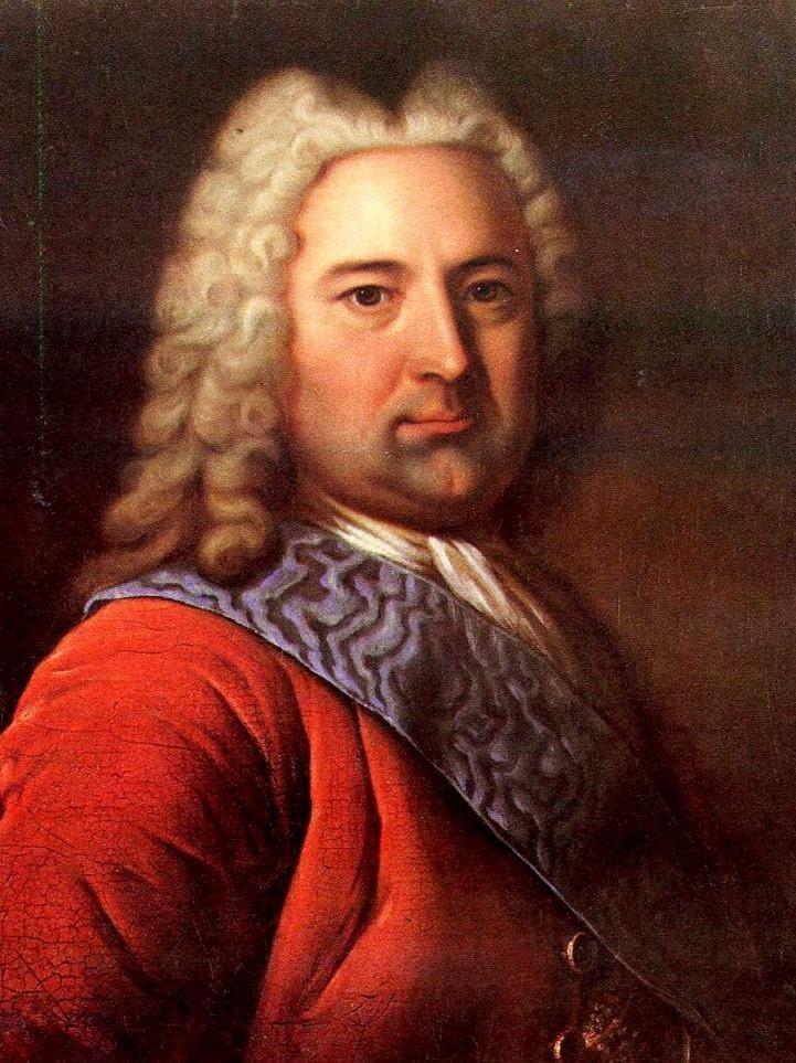 Портрет фаворита Анны Иоанновны Эрнста Иоганна Бирона