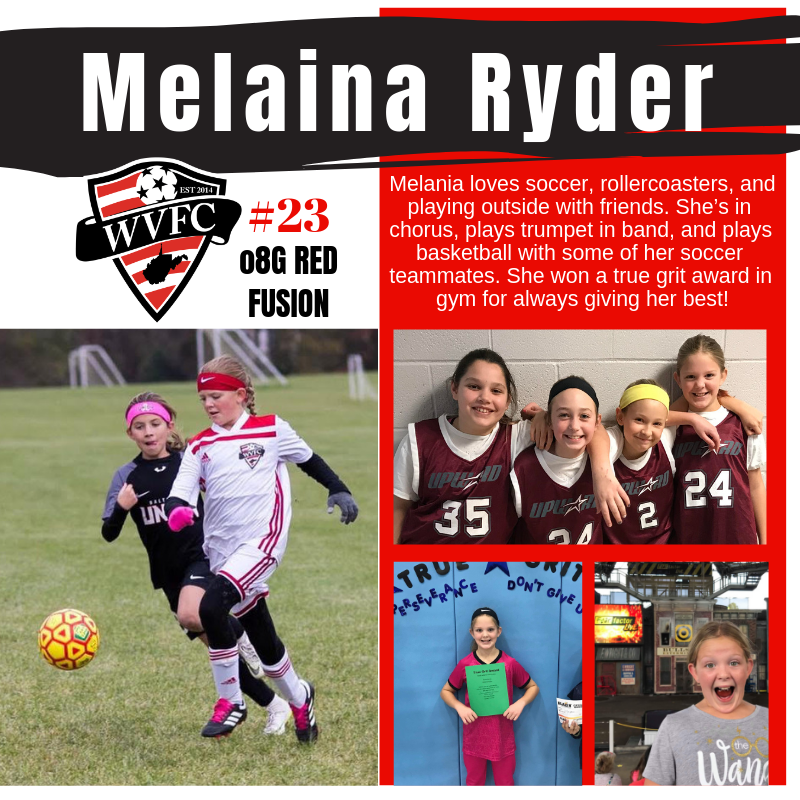WVFC 08G RED
