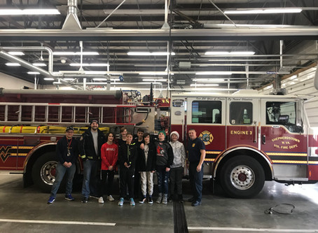 WVFC Thanks Local First Responders