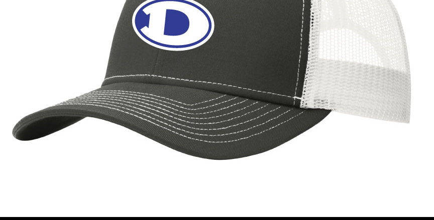 Decatur Snapback Trucker Cap C112