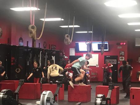 WVFC Panhandle Launches CrossFit Pilot Program