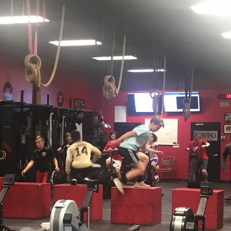 WVFC Panhandle Launches CrossFit Pilot Program