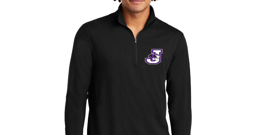 Jacksboro Sport-Tek Wicking 1/4 Zip (ST407)