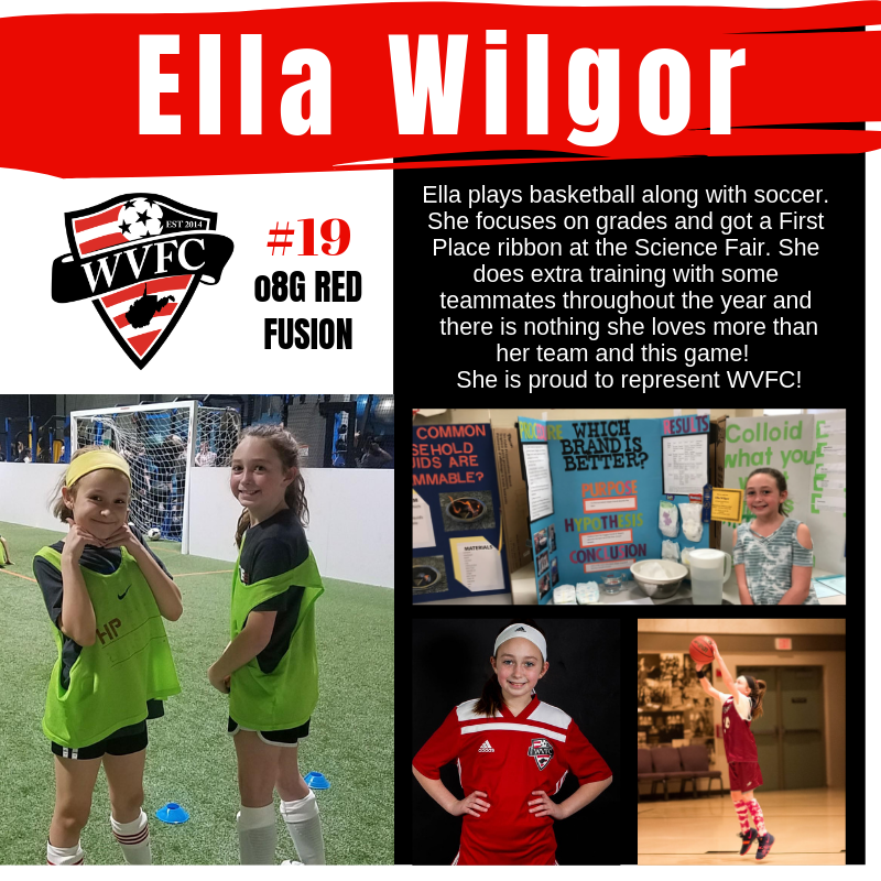 WVFC 08G RED FUSION