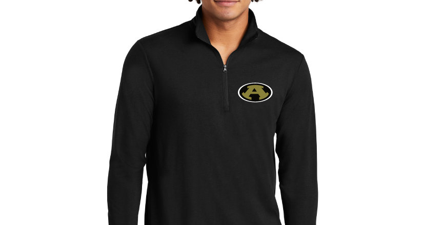 Alvord Sport-Tek Wicking 1/4 Zip (ST407)