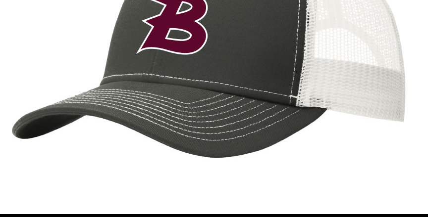 Bridgeport Snapback Trucker Cap C112