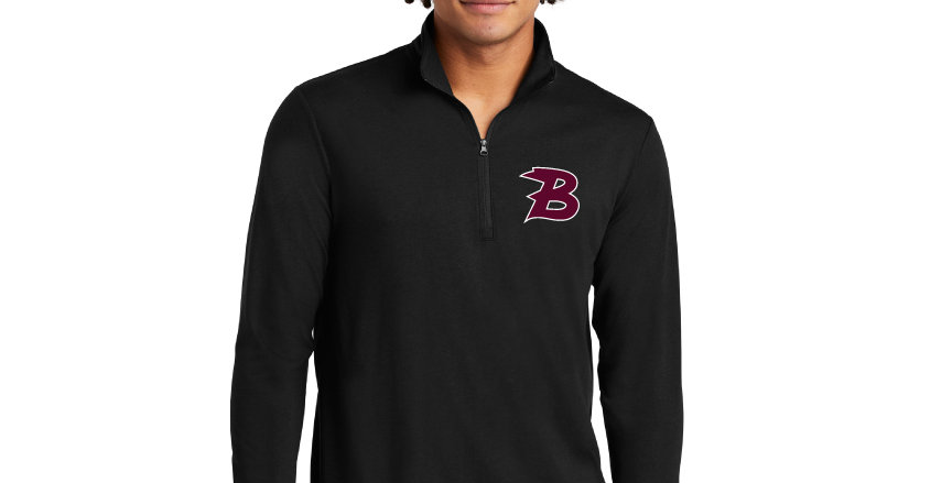 Bridgeport Sport-Tek Wicking 1/4 Zip (ST407)