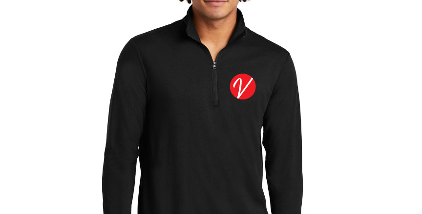 VCA Sport-Tek Wicking 1/4 Zip (ST407)